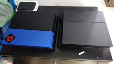 Bakı şəhərində Playstation 4 500-1000gb her nov fat slim modeller yaddasinda oyun