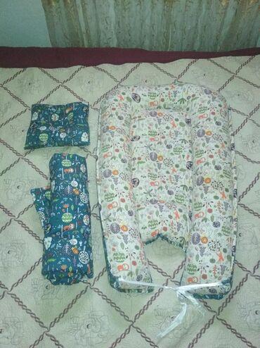 Личные вещи - Юрьевка: Детская подушка и одеялко купили и не пользовались