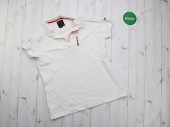 Женская футболка MUSTO,р.XL    Длина: 67 см Пог: 50 см Плечи: 40 см Со