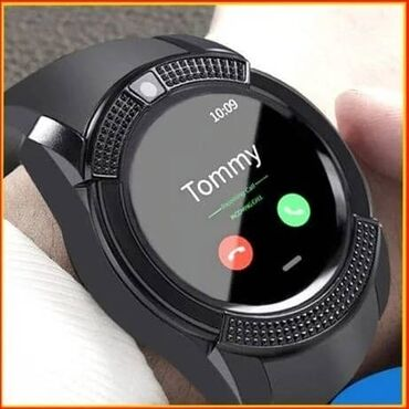 АКЦИЯ Смарт часы Smart Watch со склада в Бишкеке!!!  Работают с iOS и