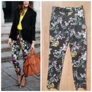 Pantalone hm duboke - Srbija: H&M pantalone, 36 vel