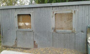 Недвижимость - Нижний Норус: Продаю павильон утеплённый из нержавейки можна под жильё и на гараж пл