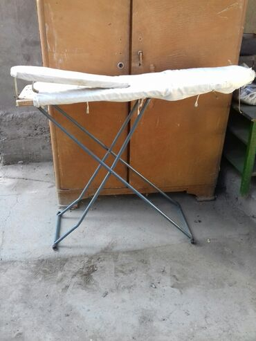 Гладильные доски - Кыргызстан: Срочно продаю гладильную доску в хорошем состоянии сделанный при союзе