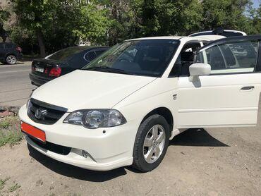 Honda Odyssey 2.3 л. 2003 | 183 км