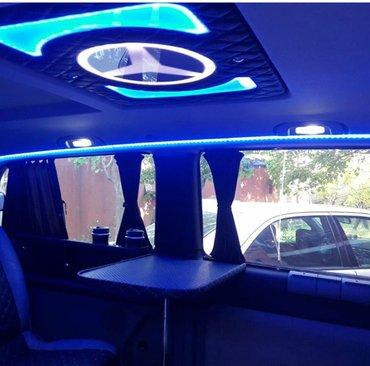 Bakı şəhərində Mercedes viano 2007 7+1 neferlik.vip salon .kondisioner var.