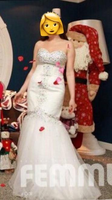 Вечернее платье Jovani (б/у) надевали один раз, состояние отличное в Бишкек