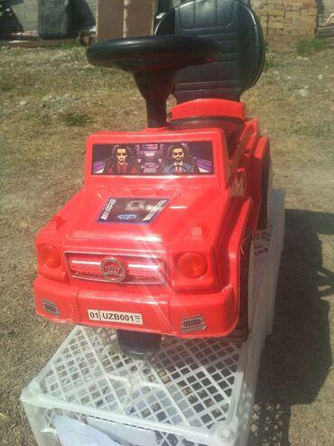 Детские электрокары - Кыргызстан: Продаю Машинку озбекский производства 1500 сом