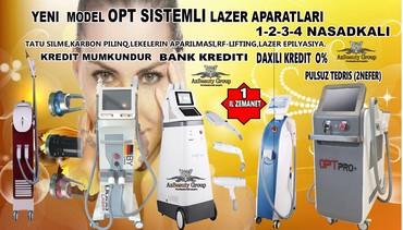 Bakı şəhərində 2-3-4 nasadkali lazer epiliyasiya aparatlari funksiyalari tatu silen