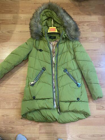 Зимняя куртка раз 44-46