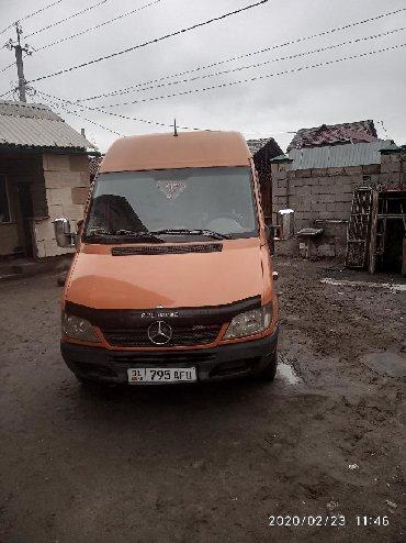 Купить грузовой рефрижератор - Кыргызстан: Ищу работу водителя экспедитора.Имеется грузовой Спринтер Макси.Машина