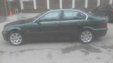 bmw-3-серия-320-4mt - Azərbaycan: BMW 320 2 l. 2000   349850 km
