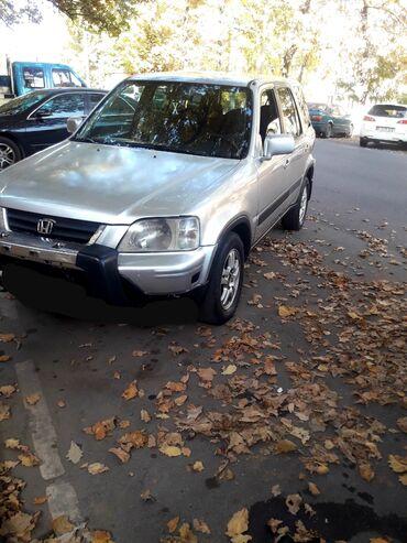 Honda CR-V 2 л. 2001 | 203590 км