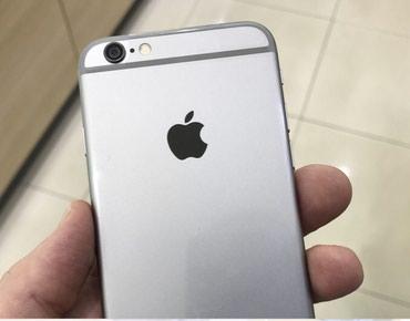 Iphone 6. 32gb space gray в идеальном сост в Бишкек