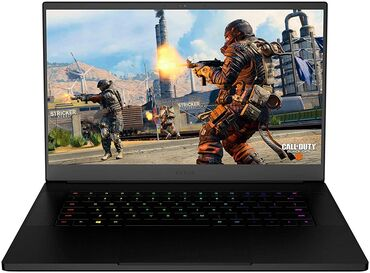 Razer Blade 15 Gaming Laptop: Intel Core i7-8750H 6 Core, NVIDIA