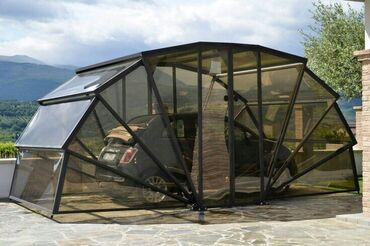 сдам гараж в Азербайджан: Maşın üçün RAKUŞKA Tent.Yeni modelimiz. Azerbaycanda ilk və tək