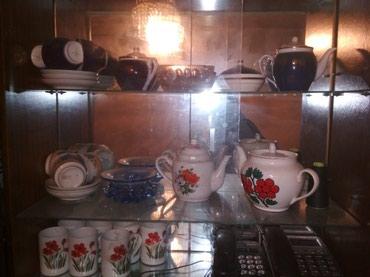 Продаю посуду наборы есть хрусталь в Novopokrovka
