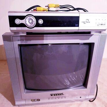 aparatı - Azərbaycan: Tv və krosna aparatı ikisi də işləkdir. Tv rəngli göstərir. Diaqnal