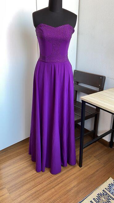 Личные вещи - Чон-Таш: Платье вечернее со стразами. Крутое платье для высоких девушек