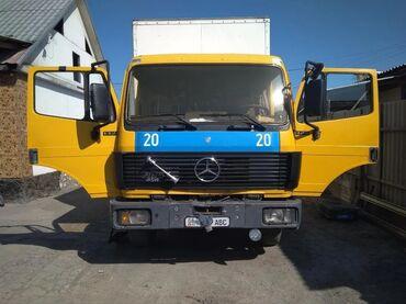 спринтер грузовой двухскатный в Кыргызстан: Мерс 1422 w образный простой матор 11куб без турбо,есть делитель