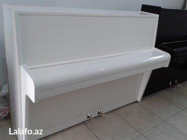 Bakı şəhərində Rönisch piano - kiçik ölçülü, almaniya istehsalıdır. Pulsuz