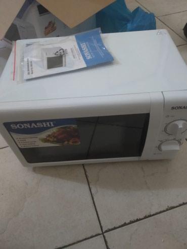 Xırdalan şəhərində Mikrodalğalı soba Sonashi,orginal Sonashi firması,say