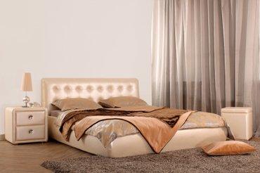 Кровать «Альта» Сделано в России. Мебельная фабрика в Бишкек