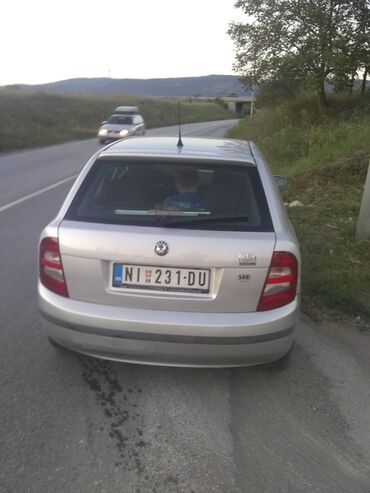 Polovni automobili - Nis: Skoda Fabia 1.4 l. 2002   225826 km