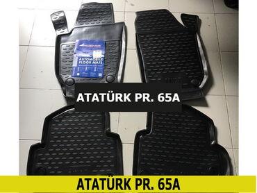 Skoda Fabia 6 polorutan ayaqaltı rezini4500 modelə yaxın əlimizdə