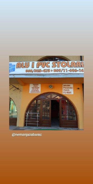 Roletne - Srbija: Radimo prozore alu i pvc, vrata, roletne, rolo i plise komarnika