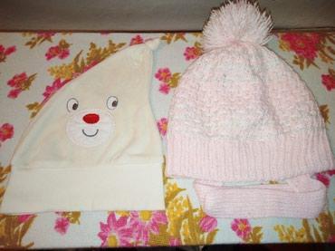 Детские деми шапочки в идеальном в Кок-Ой