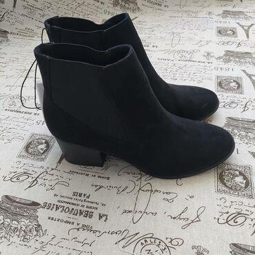 Ботинки демисезонные женские. Размер 40. Фирма H&M . Цена 1450