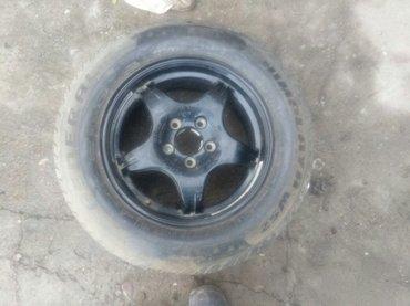 Срочно продаю диск с шиной в идеальном в Кок-Ой