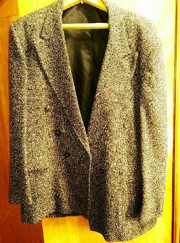 Вязаные пиджаки мужские - Кыргызстан: Костюмы L