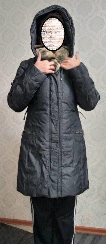 Продаю пуховик зимний в Бишкек