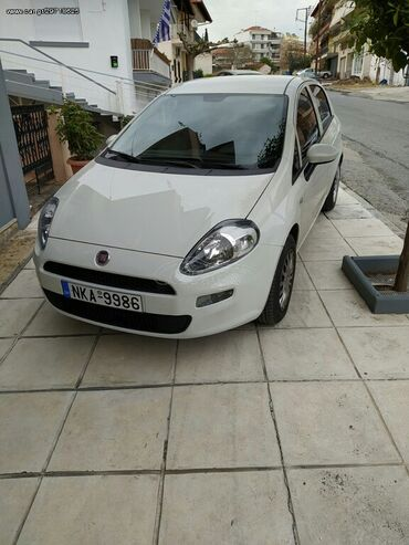 Fiat Punto 1.3 l. 2018   26350 km