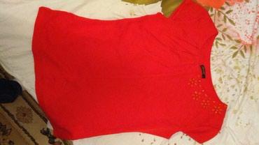Блузка красиво сидит, L, отличного качества, заходите в профиль в Бишкек