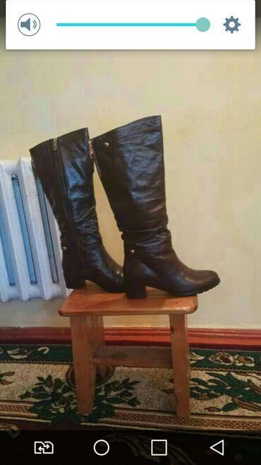 Женская обувь в Каракол: Женские сапоги