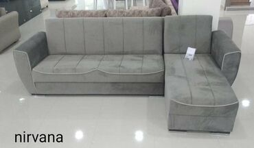 Künc divan Nirvana. Türk material ilə yerli fabrik istehsalıdır. Rəng