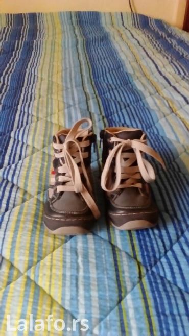 Nove dečije kožne cipelice , anatomski uložak, gumeni djon, na - Vrnjacka Banja