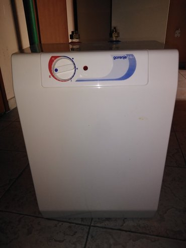 Klimatska oprema   Srbija: Gorenje bojler 10 litara nisko montazni . Pozovite na broj +815