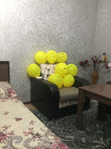 Посуточно-часовая 1-ком квартира, в Бишкек