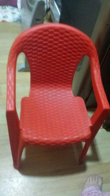 Plasticna stolica decija