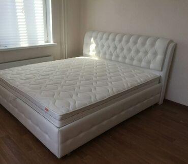 Новый кровать с матрацом 2.5х3.5 фирма Lina