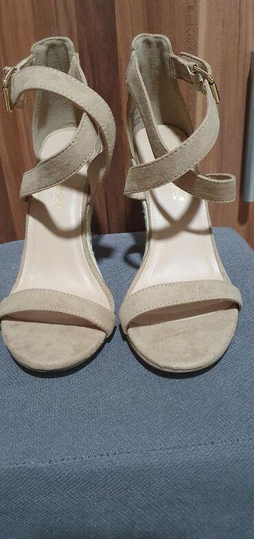GENOVA CRISSCROSS sandale nove