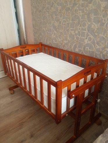 Продаю детскую кроватку - люльку, с в Бишкек