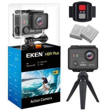 4 к экшн камера EKEN H9R Plus Ultra HD в Бишкек