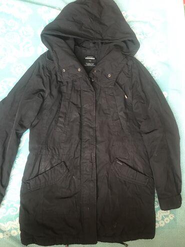 Куртка черная 48 размер