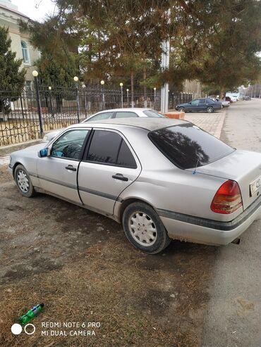 Mercedes-Benz C 180 0.8 л. 1995 | 418759 км