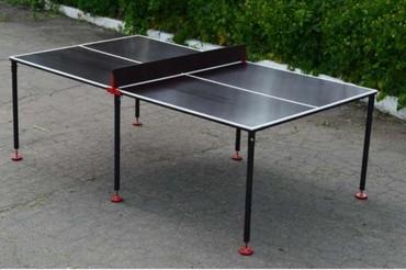 Продаю теннисный стол. Не дорого в Лебединовка