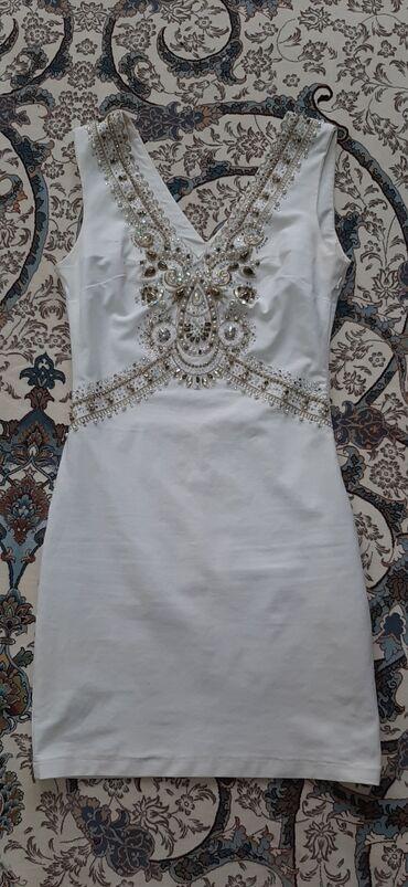 турецкие платья на полных девушек в Кыргызстан: Турецкое платье носила один раз,размеры 42-44 отдам не дорого